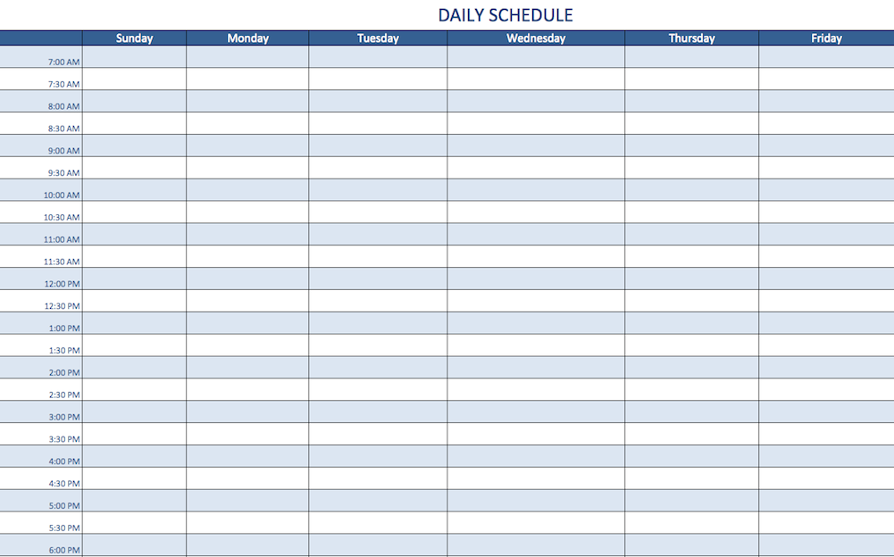 how to make a study timetable online