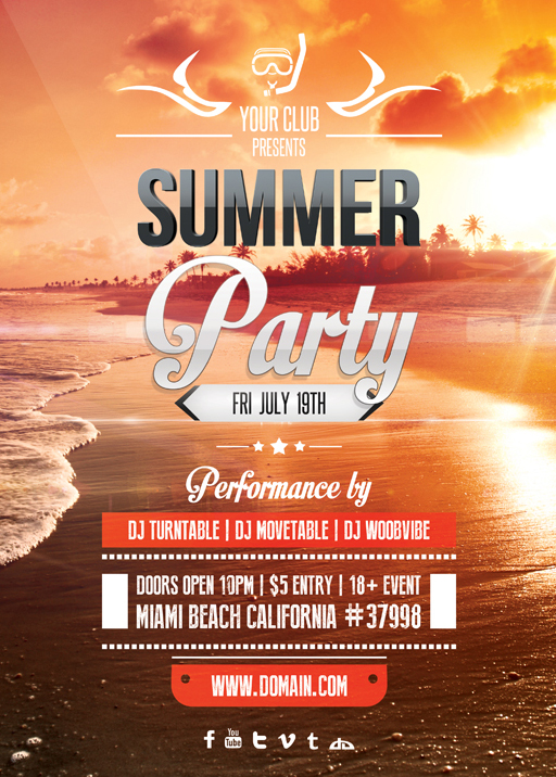 21 sample event flyer templates word pdf