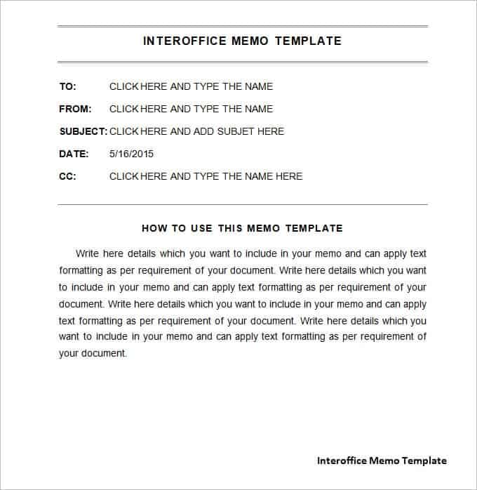 Legal Memo Template Microsoft Word from www.wordtemplatesdocs.org