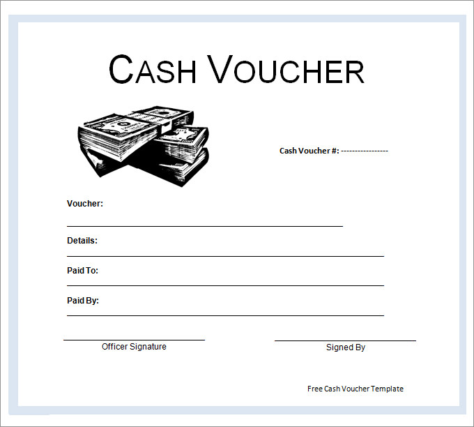 17  free voucher templates
