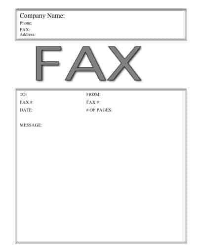 Free Fax Cover Template from www.wordtemplatesdocs.org