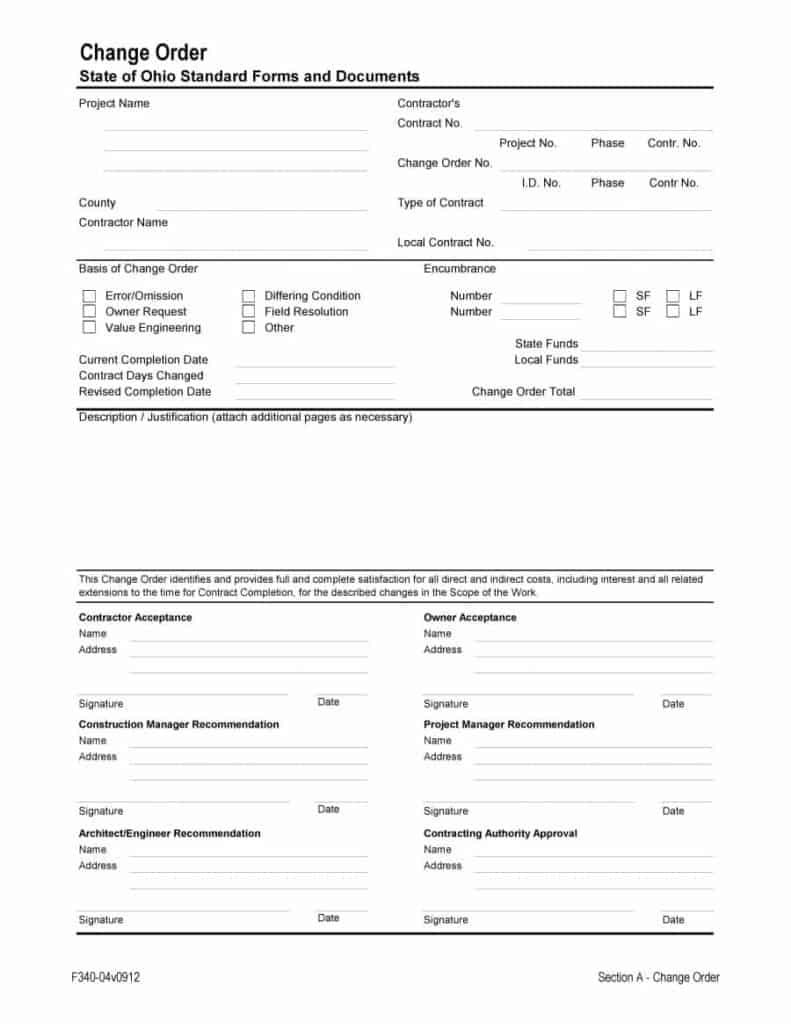 33 Free Order Form Templates Samples In Word Excel Formats